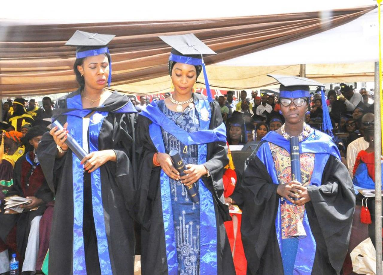 FULAFIA Best Graduands Awarded