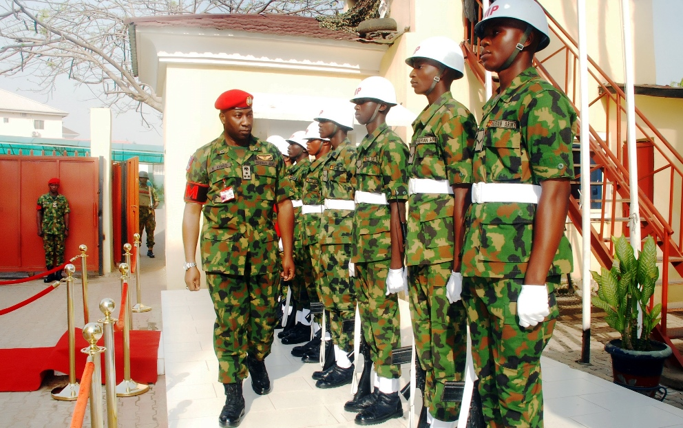Nigerian Army 76RRI List of Selected Candidates for Training at Depot 2020
