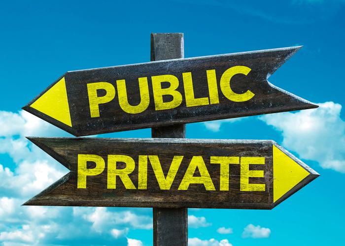 الكليات العامة والخاصة