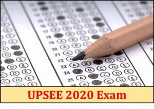 نتائج UPSEE 2020 ، قائمة الاستحقاق ، بطاقة التصنيف | تحقق هنا
