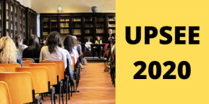 UPSEE 2020 counseling, counseling procedure | Voeg hier toe