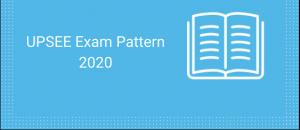Schemi di esame e schemi di esame UPSEE 2020