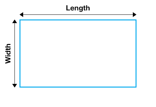 Differences Between Length and Width
