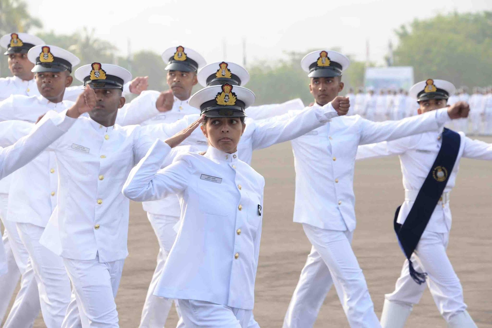 Marine indienne après le 10e