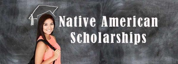 Alcune eccezionali borse di studio per indiani / nativi americani americani
