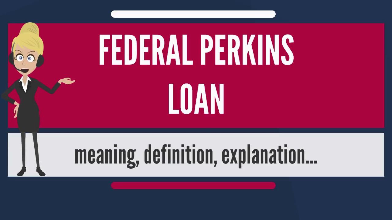 Prêts fédéraux Perkins pour étudiants | Toutes les informations vitales dont vous avez besoin