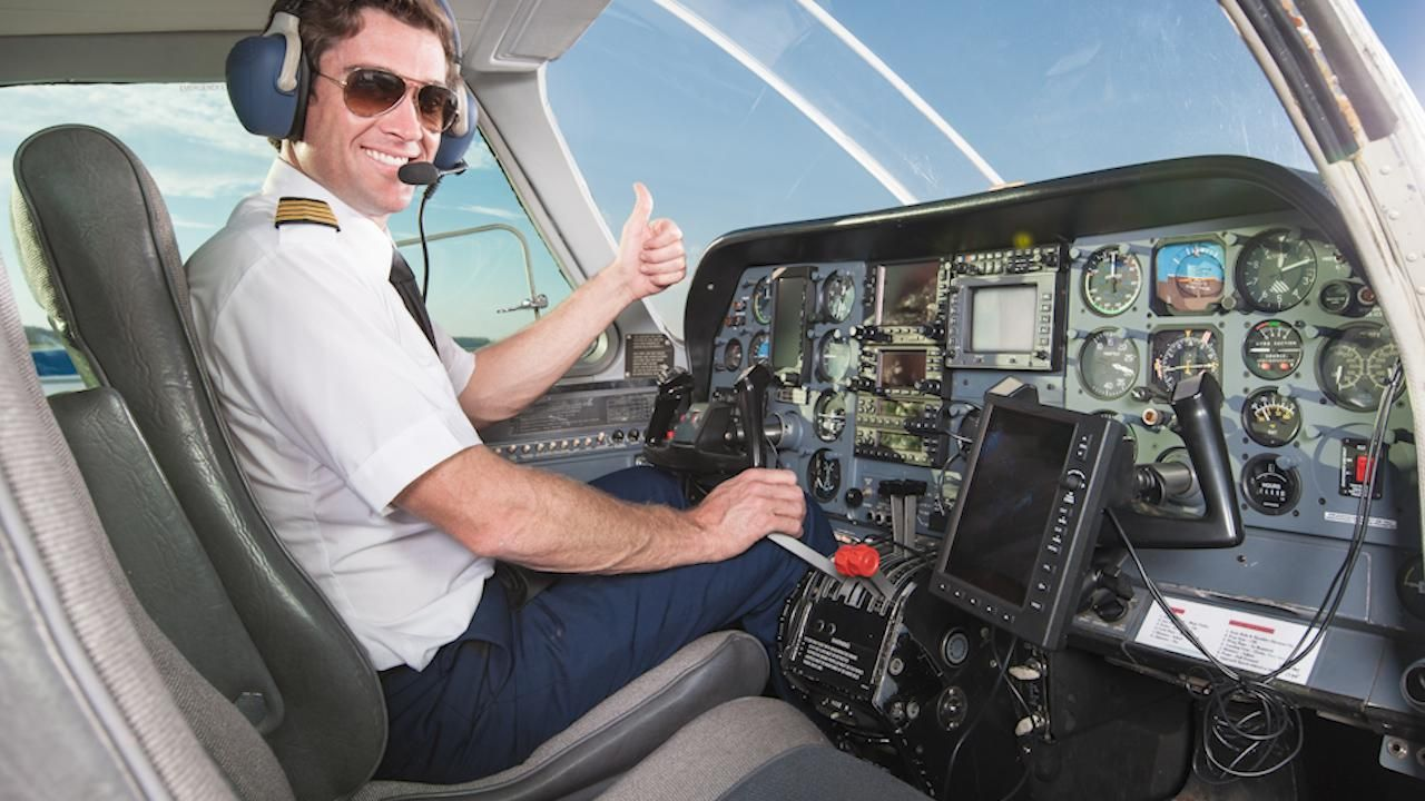 Diventando un pilota commerciale