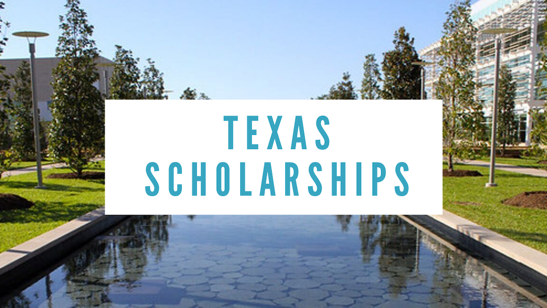 Texas Scholarships 2020 Application Portal Updates