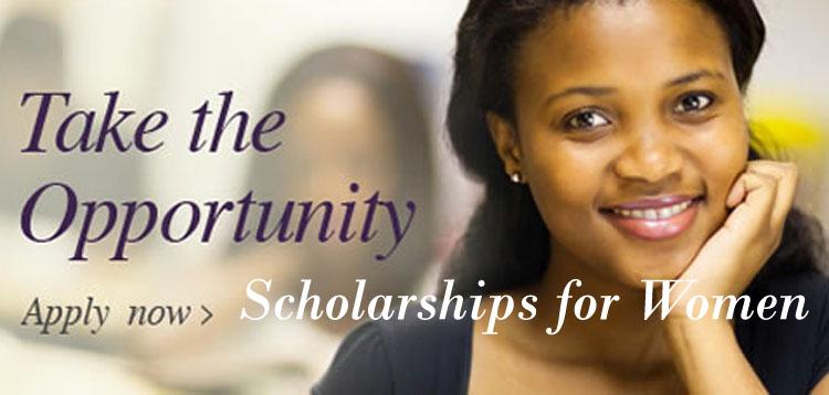 Female Scholarships List 2020/2021
