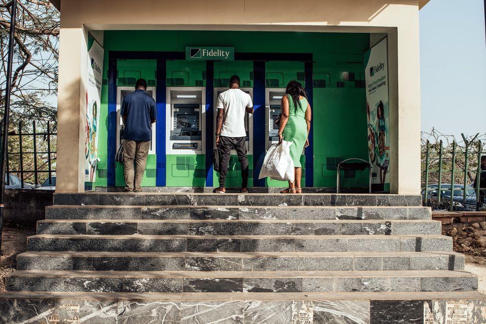 Taux de change des banques nigérianes
