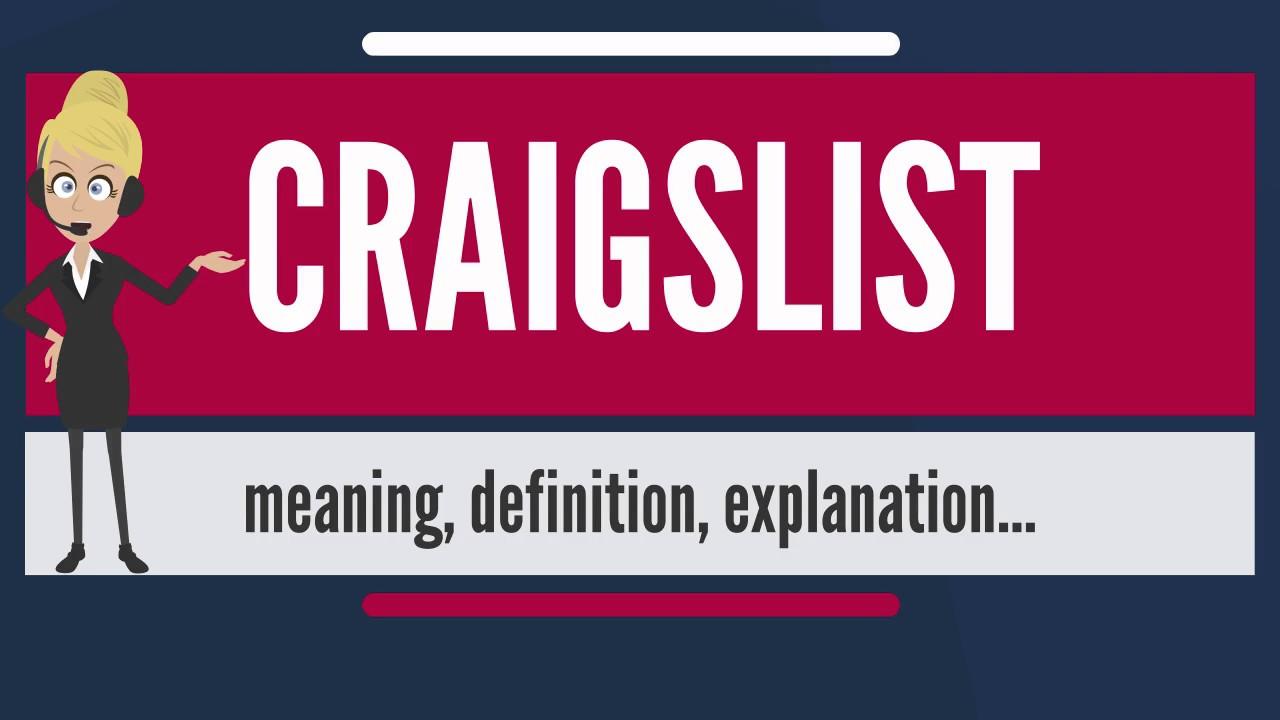 Craigslist如何运作