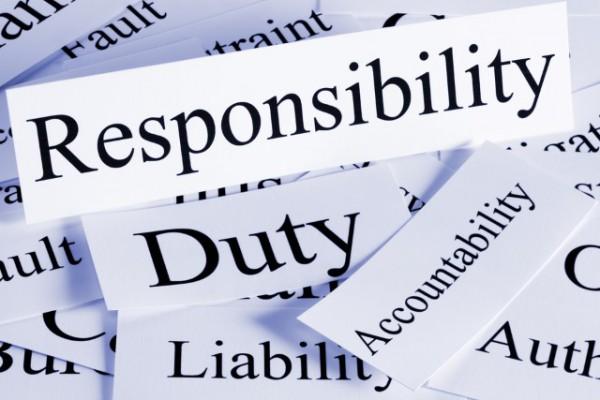 10 Hauptunterschiede zwischen Pflichten und Verantwortlichkeiten
