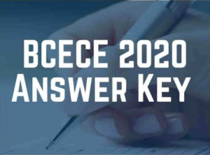 BCECE 2020 Answer Key, Question Papers & Solutions | Check Here