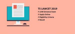 TS LAWCET 2020 Updates: Application, Exam Dates, Eligibility, Syllabus