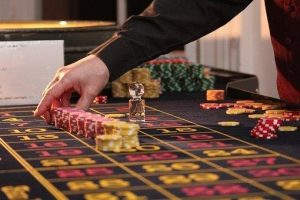 Deposit amount in casino
