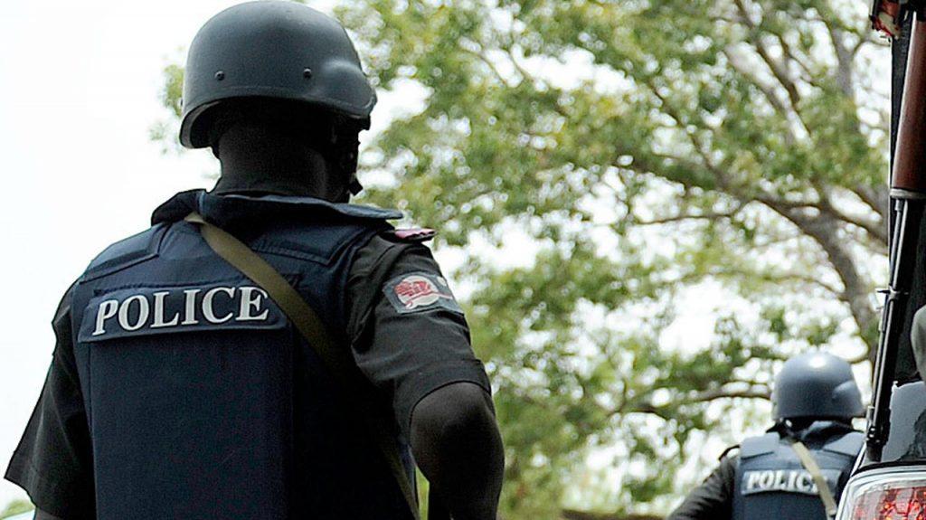 Structure des salaires de la police nigériane