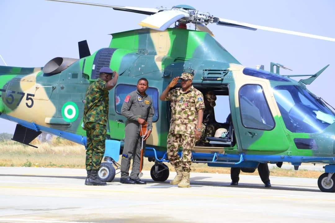 Nigerian Air Force Ranks According to Hierarchy - Complete Guide