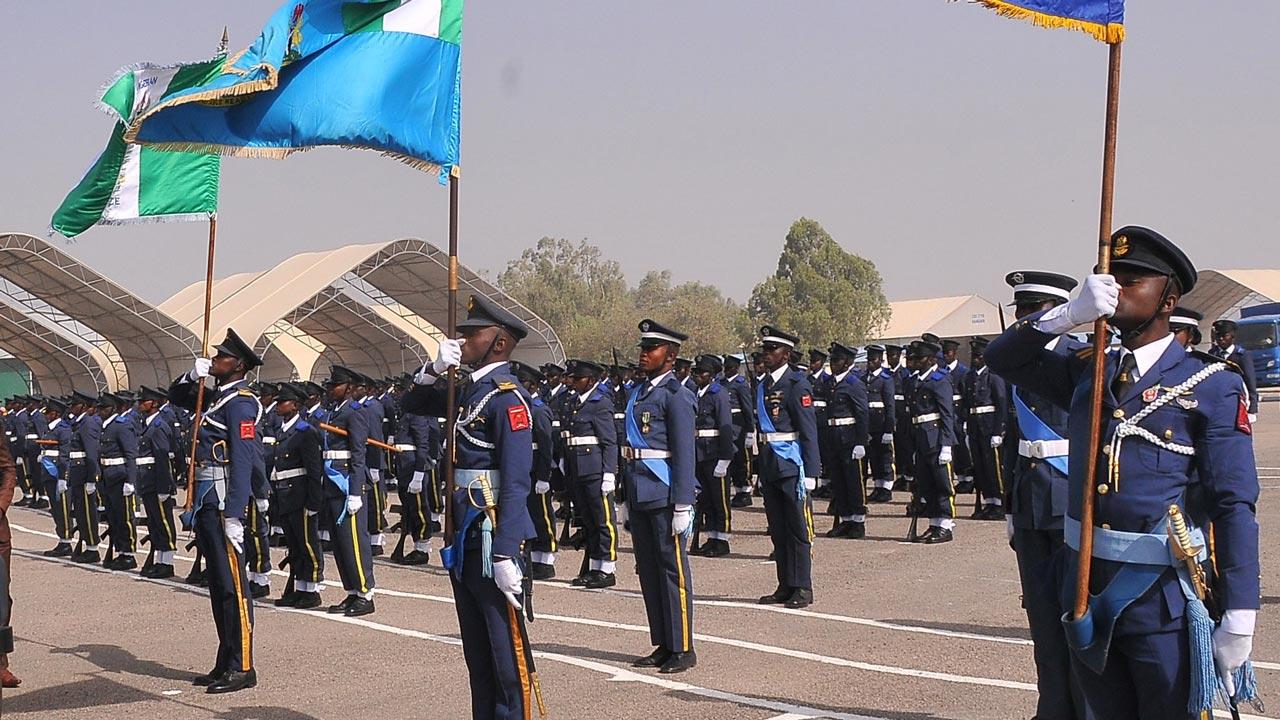 Nigerian Air Force Recruitment List 2021 Check NAF Final List Now