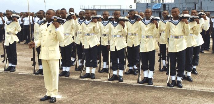 Rekrutierung der nigerianischen Marine www.joinnigeriannavy.com 2020 Job Update