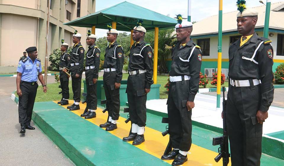 Le service pénitentiaire du Nigéria se classe selon la hiérarchie | Dernière mise à jour