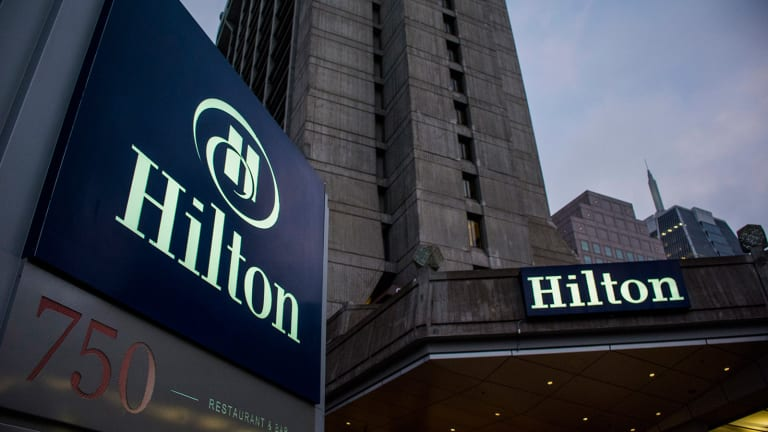 Check Hilton Worldwide Shortlisted Candidate