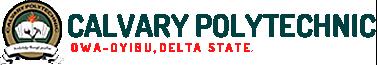 Calvary Polytechnic Cut off Mark