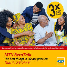 Migrate to MTN Beta Talk 2020 with 300% Bonus Airtime | See Guide