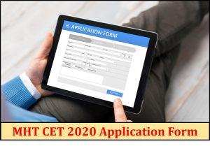 MH CET 2020 Antragsformular, Anmeldegebühr | Hier bewerben