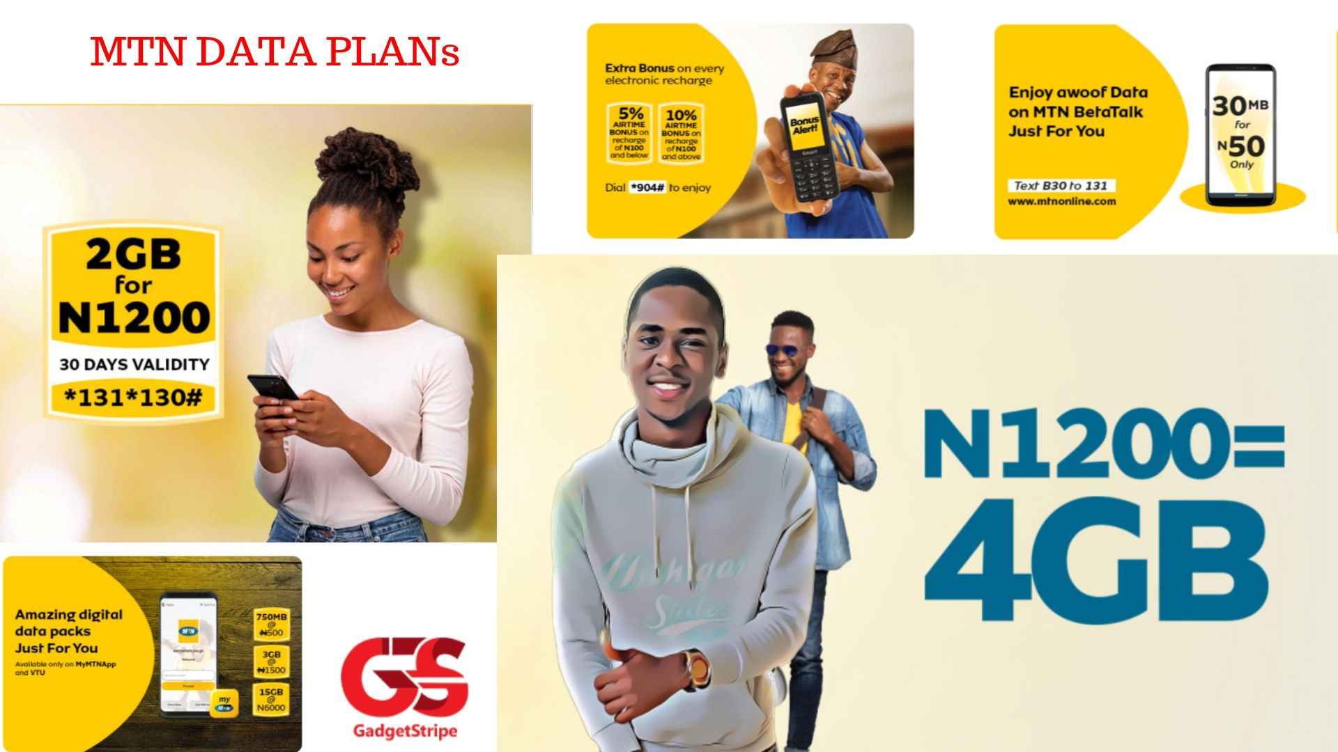 MTN Data Code 2020 Check September MTN Subscription Data Update