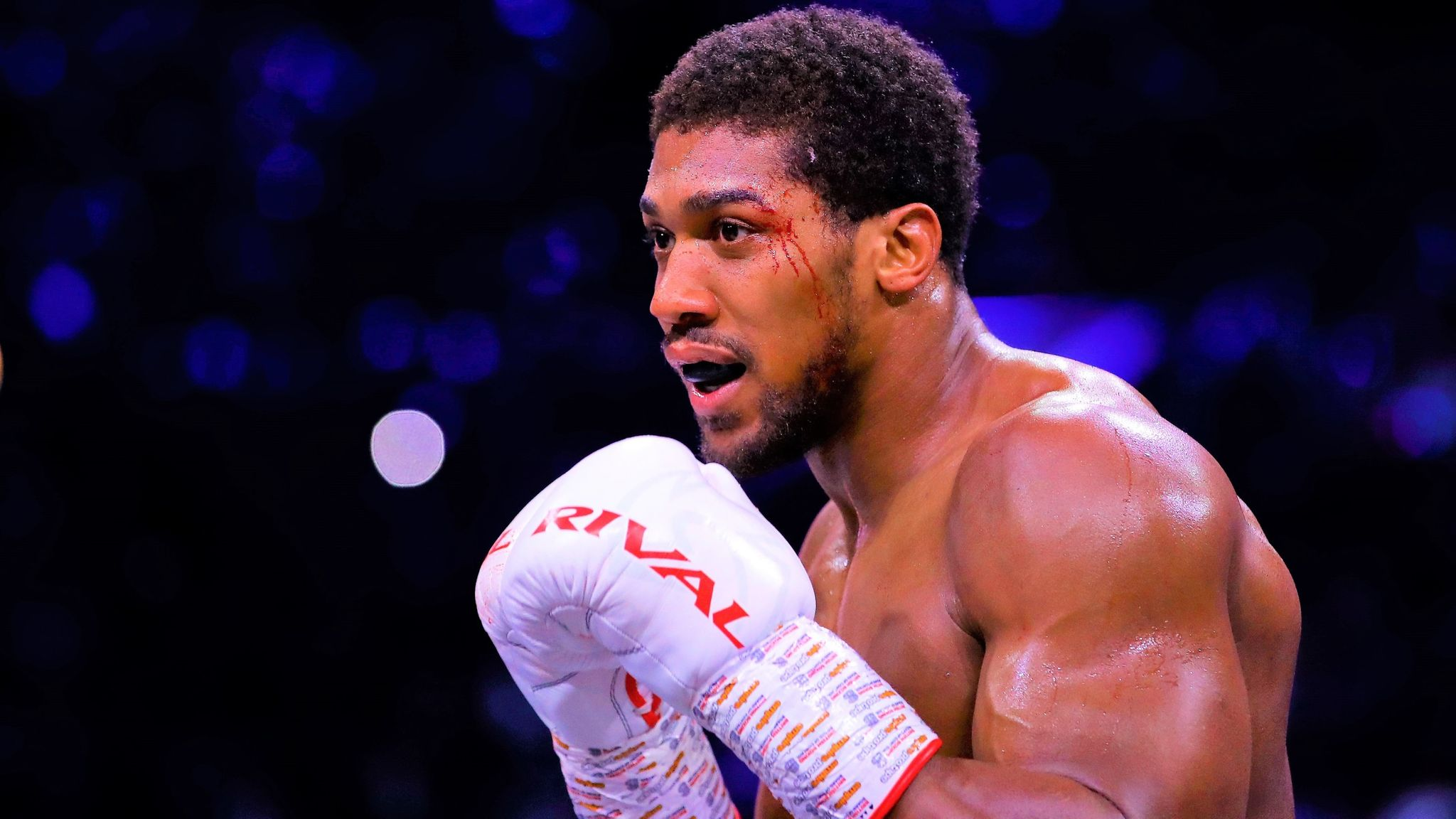Anthony Joshua Net worth, Biography, Family, Education, and Career