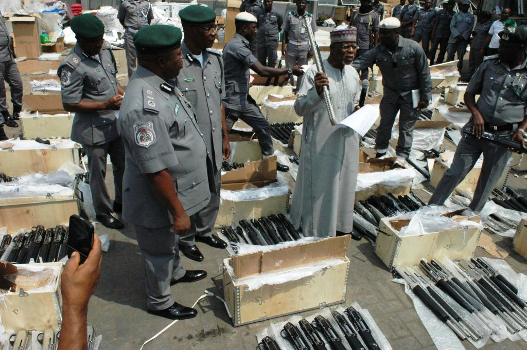 Nigeria Customs Service Recruitment Portal 2021 www.customs.gov.ng