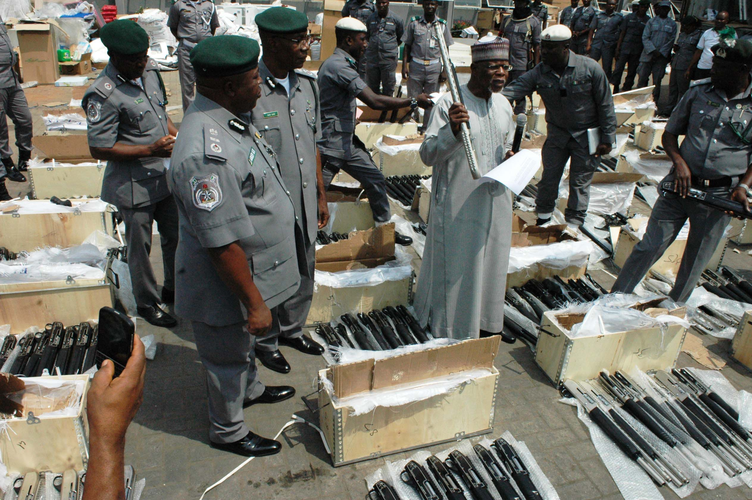 Nigerian Customs Service Recruitment 2021 is Out! See Application Deadline