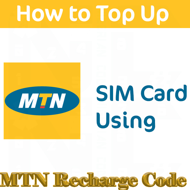 MTN Recharge Code 2020 | Check New MTN Recharge Code with Bonus
