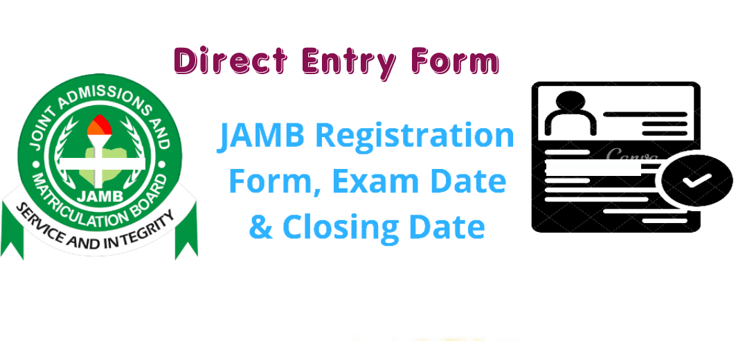 JAMB Direct Entry 2021