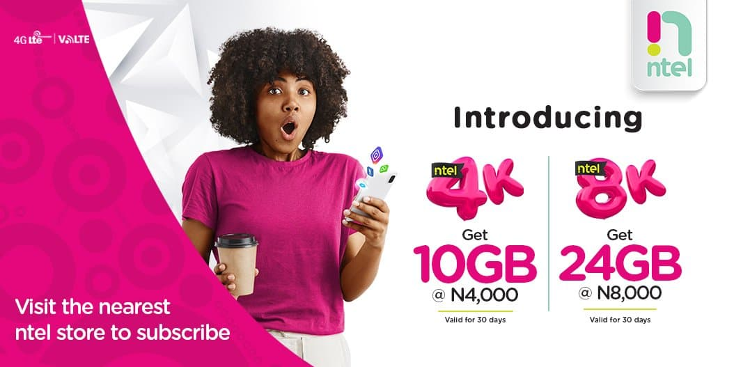 Ntel UnlimitedNight Plan forBrowsing for all Users