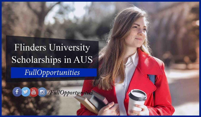 Flinders Scholarships for Student 2020 Application Portal Update