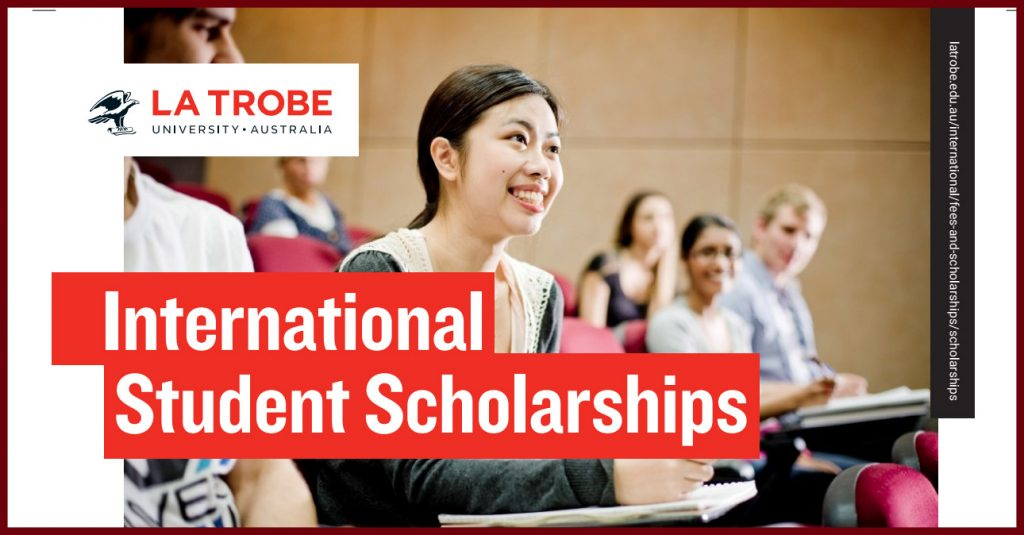 La Trobe Scholarships 2020/2021 Application Portal Update