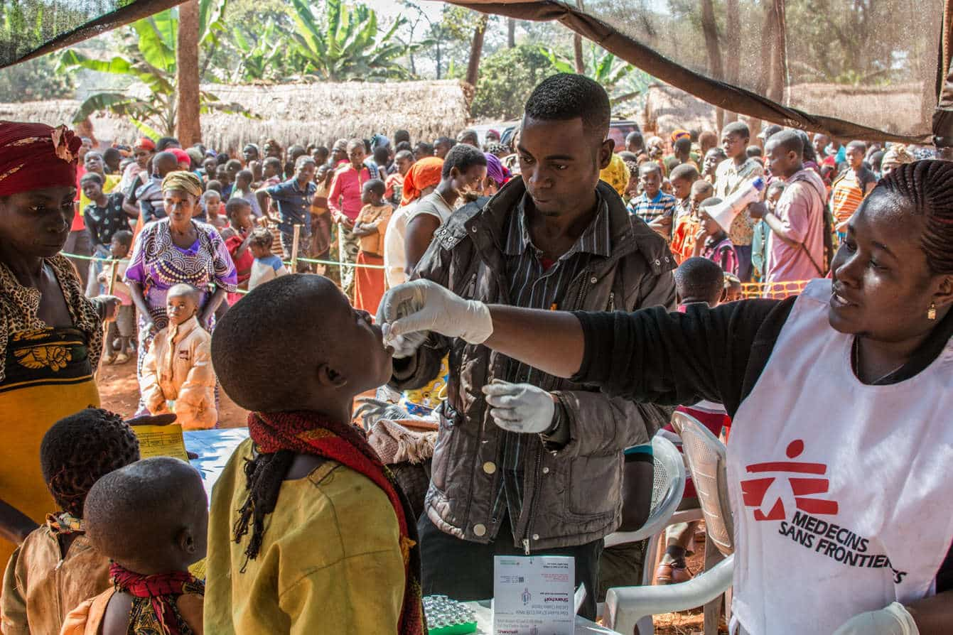 Medecins Sans Frontieres Job Portal 2021 www.association.msf.org