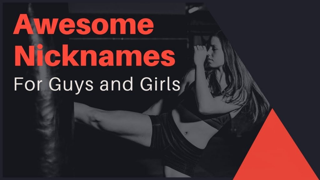 Nicknames for Girls and meaning | Amazing Nicknames