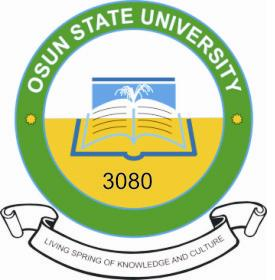 UNIOSUN Post UTME / DE Admission Screening Form