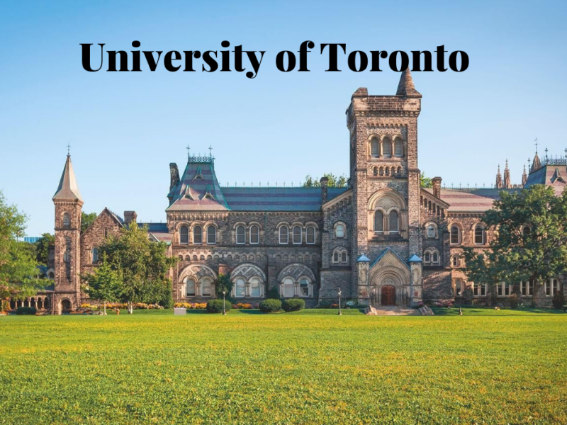 University of Toronto Acceptance Rate/Admission Requirements 2020