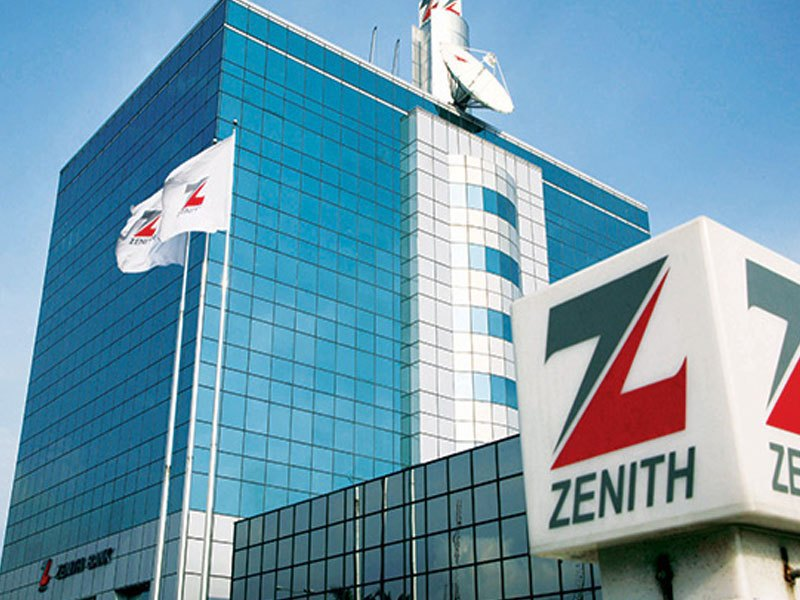Zenith Bank Sort Codes List for All Branches in Nigeria