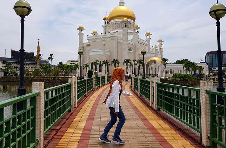 Visa de Brunei