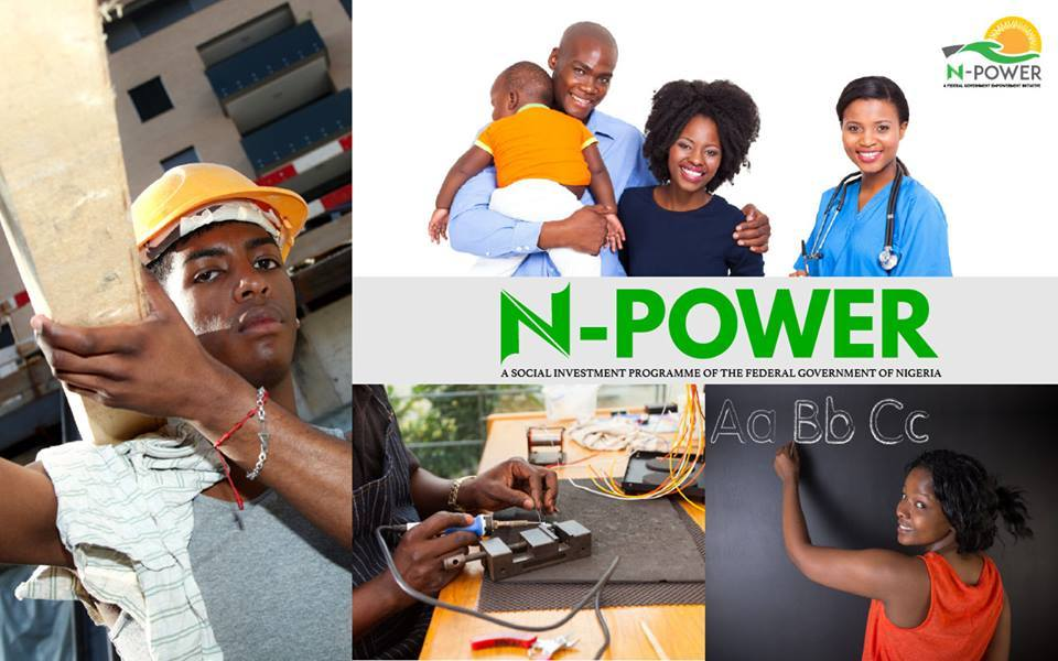 Npower Recruitment 2021/2022 Check all Category Application Update