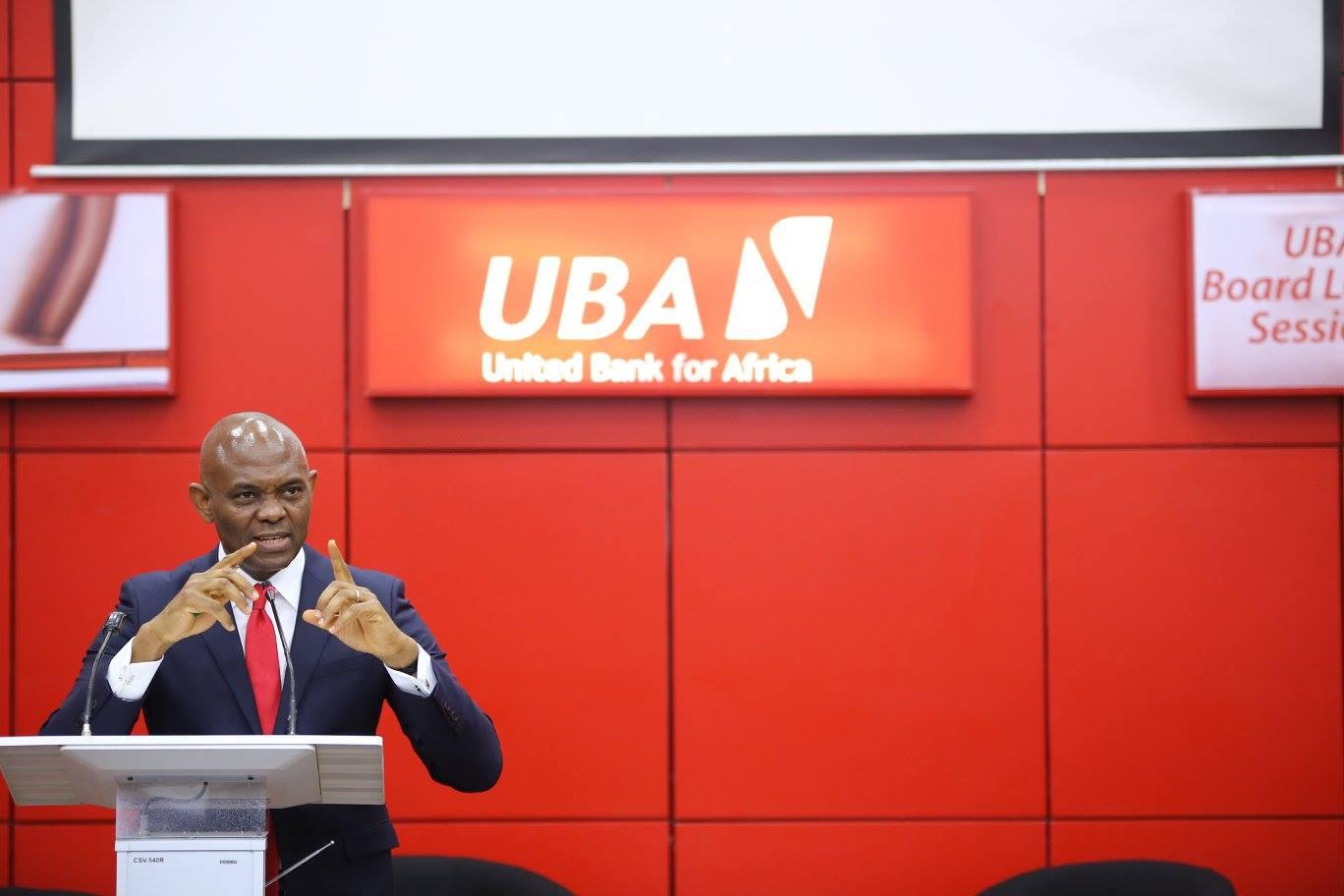 UBA Bank Online Money Transfer | Download UBA Mobile App Here