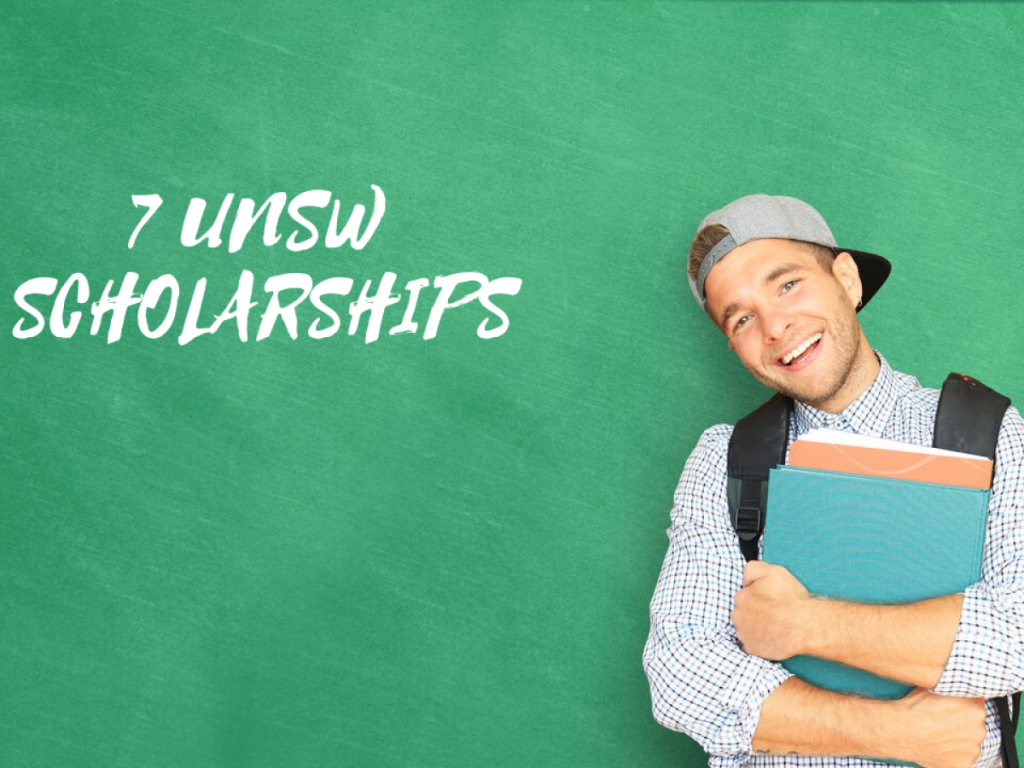 Unsw Scholarships for Students 2020/2021 Application Portal Update