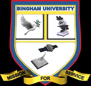Bingham University Post UTME / DE Form