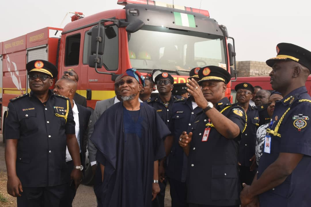 Federal Fire Service Recruitment for Graduate Assistant Superintendent of Fire II 2021