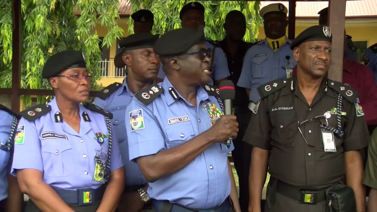 Police Ranks in Nigeria | Nigerian Police Ranks and Functions