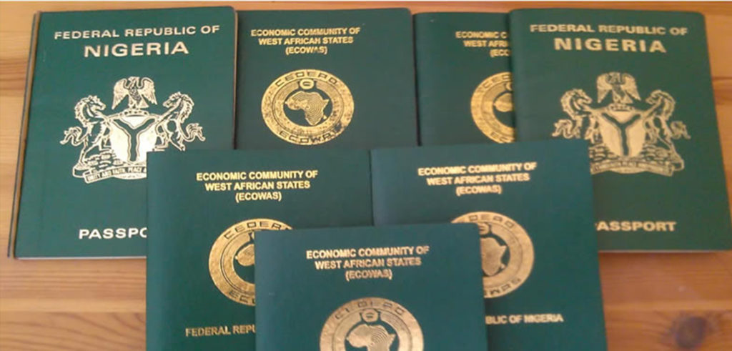 How to Trace Nigerian Passport/Travel Document Number Online
